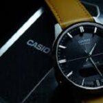 Мужские наручные часы касио